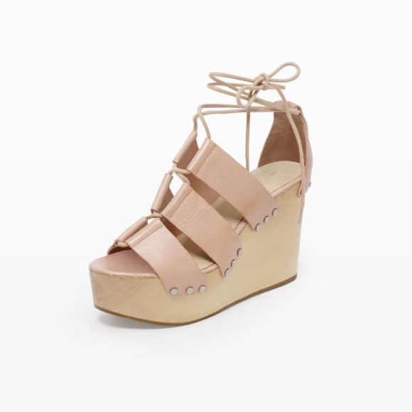 "98fcebfa3b0b Loeffler Randall Shoes - Loeffler Randall ""Ines"" Wooden Wedges"